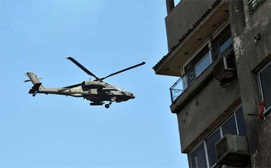 بالفيديو طائرات الجيش تقصف ثوار رمسيس .. إرتفاع أعداد الشهداء والمصابين للمئات