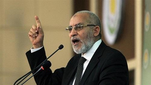شهادة وفاة نجل المرشد العام لجماعة الإخوان المسلمين
