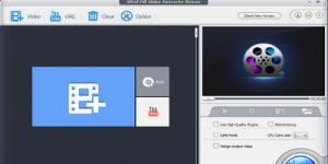 برنامج WinX HD Video Converter 4 مجانا لتحويل جميع صيغ الفيديو..