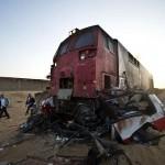 بالصور أخطر حوادث القطارات لعام 2013