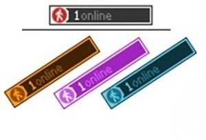 إضافة خاصية الزوار المتصلين الأن (online) لمدونات بلوجر