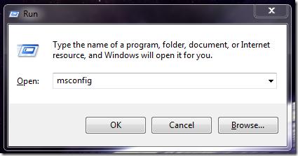 كيفية ضبط البرامج التي تفتح تلقائيا مع الويندوز.