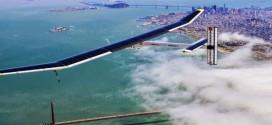 الطائرات التي تعمل بالطاقة الشمسية