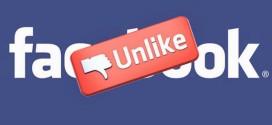 جديد فيسبوك ستلغي جميع إعجابات الصفحات من الحسابات الغير النشطة