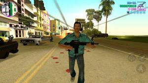 لعبة المشاكس Grand Theft Auto:  Vice City Mod Unlimited Money