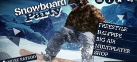 لعبة التزلج على الجليد Snowboard Party v1.0.8 Mod للأندرويد
