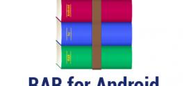تطبيق لفتح الملفات المضغوطة RAR for Android v5.20.Build 33