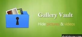 تطبيق Gallery Vault-Hide Video Photo PRO لقفل الأستديو