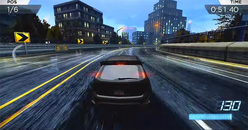 لعبة Need for Speed – Most Wanted للأندرويد و Ios