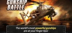 لعبة GUNSHIP BATTLE Helicopter 3D - An حرب المروحيات للأندرويد