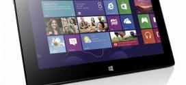 شركة Lenovo تكشف عن Tablette يعمل بنظام Windows 10