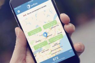 من افضل التطبيقات SurfEasy Secure Android VPN لحماية هاتفك من التجسس