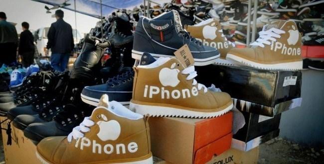 أغرب المنتجات المقلدة في العالم استغلال وتزوير