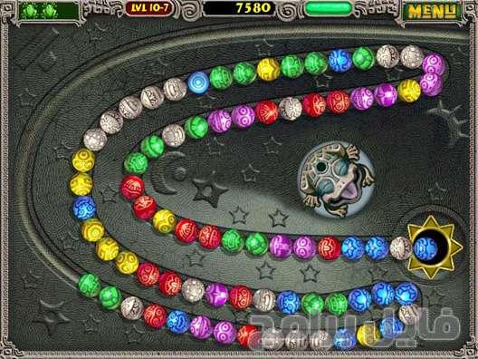 تحميل اللعبة زوما للكمبيوتر (نسخة تجريبية - Trial)
