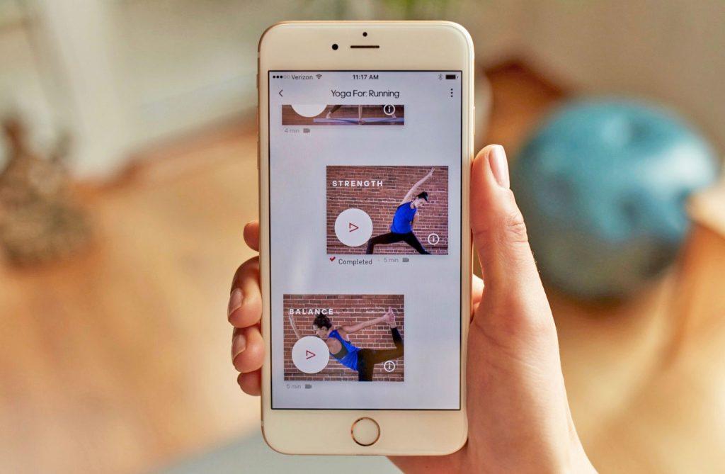 تطبيق adidas Training حرق الدهون اللياقة البدنية لجميع المستويات