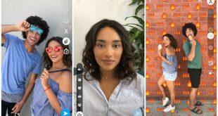 سناب شات Snapchat's وأخيرا يدعم إضافة الروابط
