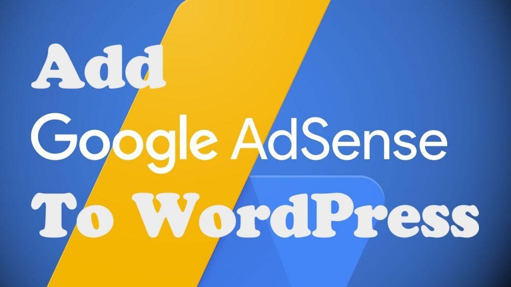 الطريقة الصحيحة لاضافة اعلانات جوجل أدسنس الى ووردبريس