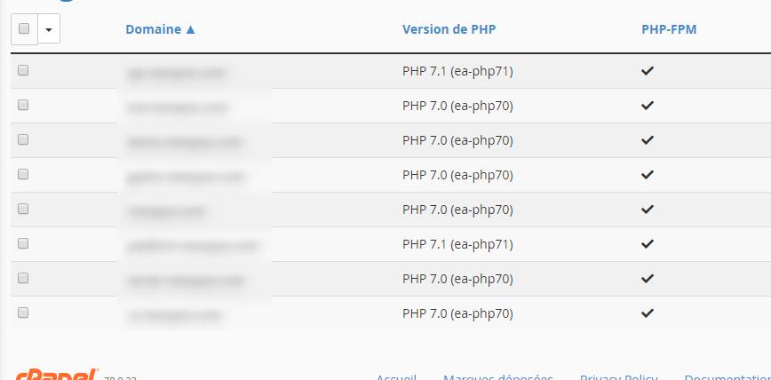 شرح كيفية تحديث او ترقية نسخة PHP لل WordPress