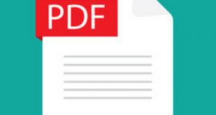 4 طرق لتعديل ملف PDF