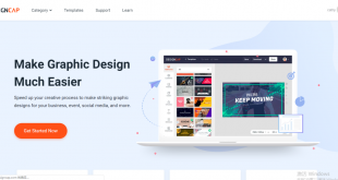 DesignCap, graphic design made simple: features and benefits