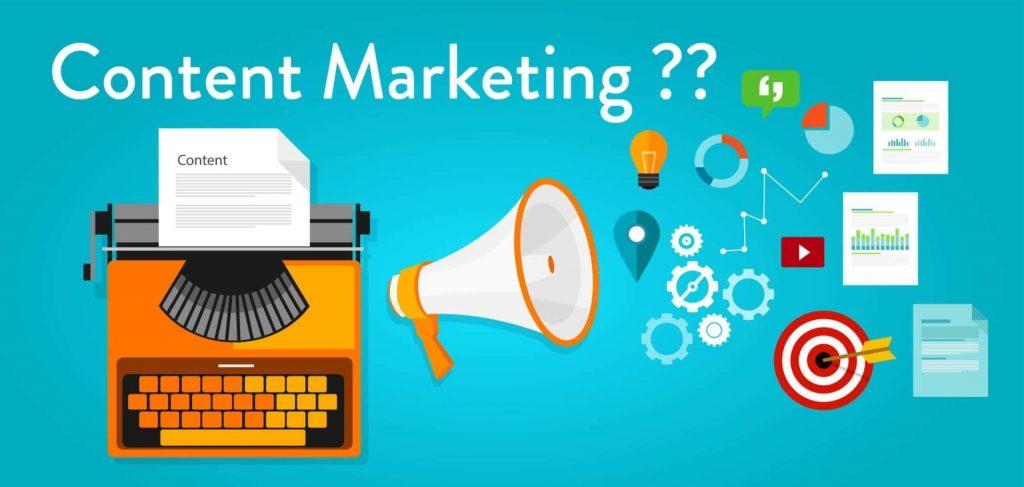 7-التسويق عبر كتابة المحتوى Content Marketing