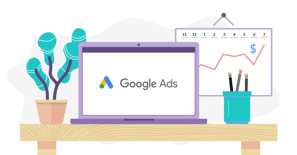 3-اعلانات جوجل (Google Ads)